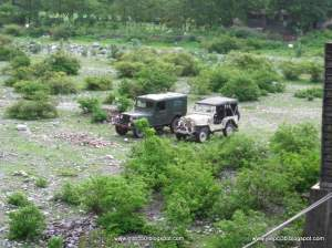 Jeepers trip to Corbett, Ramnagar
