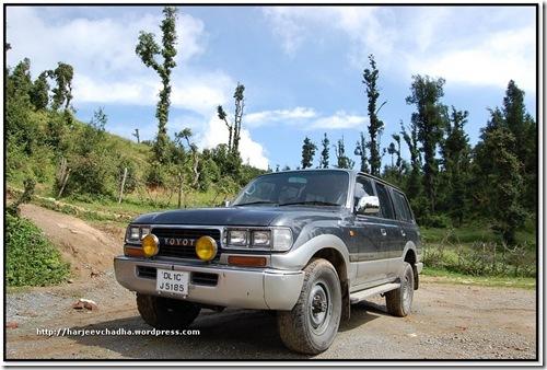 Neeloy FZJ80 Mukteshwar