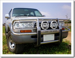 RedOne FJ80 lc80front