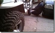CJ3B Tyre change MAXXIS MUDZILLAS at Kartar tyre-18