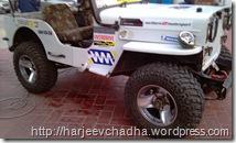 CJ3B Tyre change MAXXIS MUDZILLAS at Kartar tyre-24