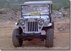 CJ3B Tyre change MAXXIS MUDZILLAS at Kartar tyre-25