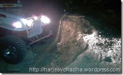CJ3B Tyre change MAXXIS MUDZILLAS at Kartar tyre-31