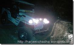 CJ3B Tyre change MAXXIS MUDZILLAS at Kartar tyre-32