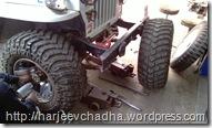 CJ3B Tyre change MAXXIS MUDZILLAS at Kartar tyre-8