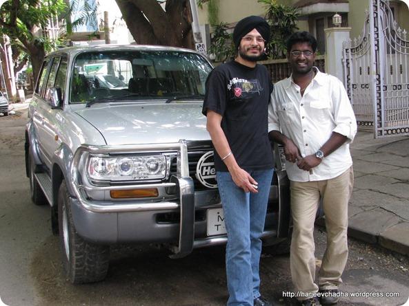In Bangalore-20