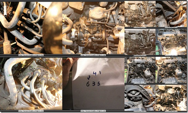 collage 111813 kms Fuel Injection Pump