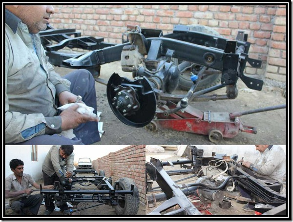 108 Chassis & Steering1
