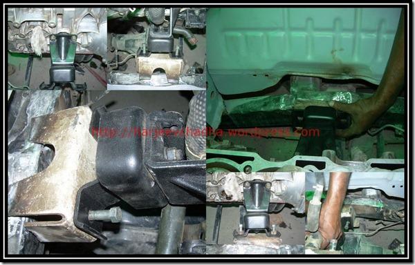 114 Engine Mount Fabrication II