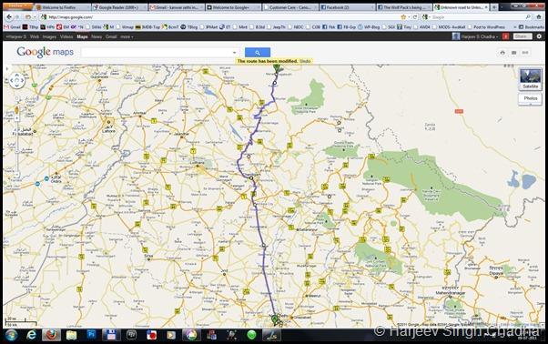 Day I Delhi to Manali
