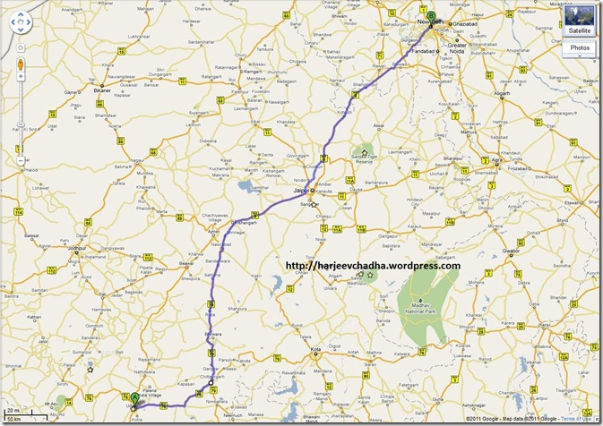 MAP 2011 March 26 - DAY 8 UDPR-DEL
